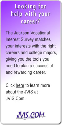 JVIS.Com will help you plan your career